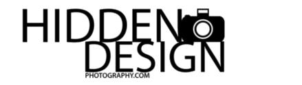Hidden Design Photography Wedding Blog logo