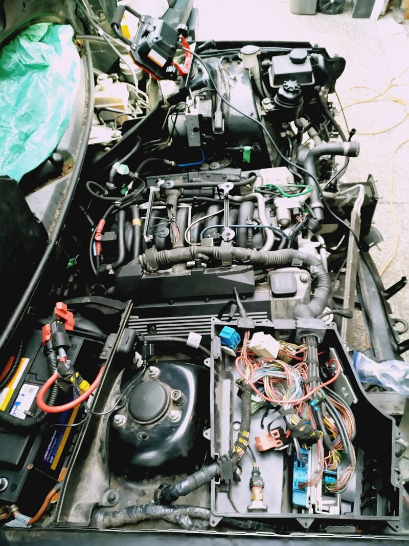 2003 Range Rover 4.4 V8 Rebuild